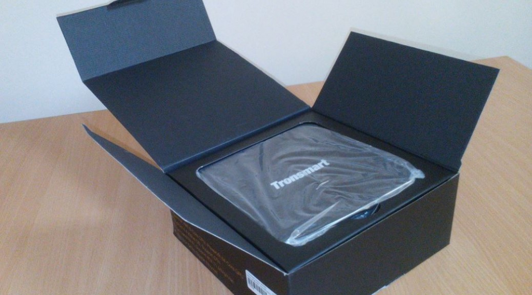 Tronsmart Draco Unboxing Mini Pc Db Everything About